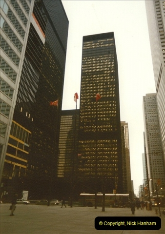 1991-02-22 Toronto. Ontario.  (19)062