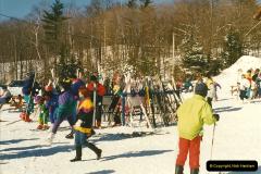 1991-02-17 Edelweiss Valley Ski Resort near Ottawa, Ontario.  (3)005