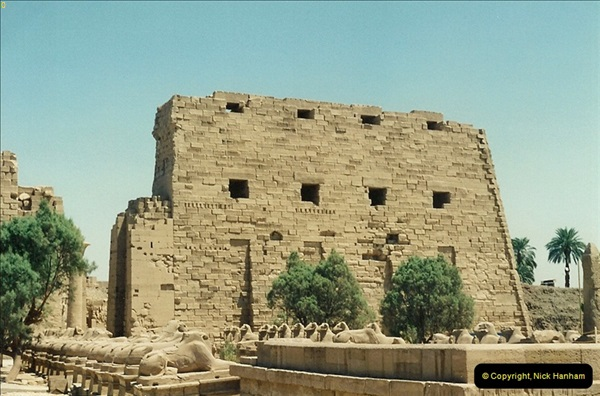 1994-08-02 to 16 Egypt. Luxor. (133)133