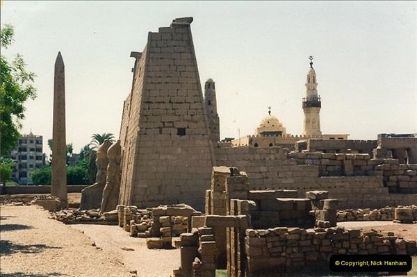 1994-08-02 to 16 Egypt. Luxor. (167)167