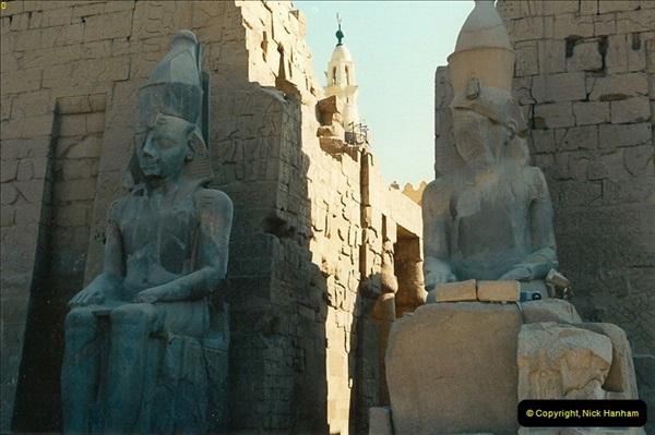 1994-08-02 to 16 Egypt. Luxor. (170)170