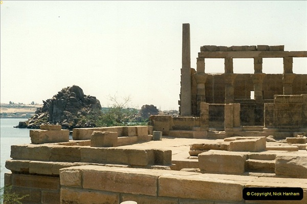 1994-08-02 to 16 Egypt. Majestic Aswan. (240)240
