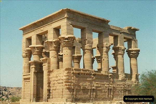 1994-08-02 to 16 Egypt. Majestic Aswan. (242)242