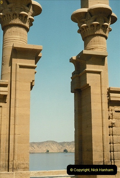 1994-08-02 to 16 Egypt. Majestic Aswan. (244)244