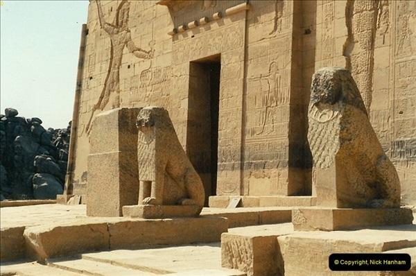 1994-08-02 to 16 Egypt. Majestic Aswan. (246)246