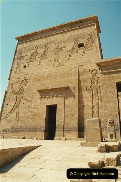 1994-08-02 to 16 Egypt. Majestic Aswan. (248)248