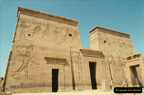 1994-08-02 to 16 Egypt. Majestic Aswan. (250)250