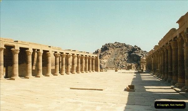 1994-08-02 to 16 Egypt. Majestic Aswan. (251)251