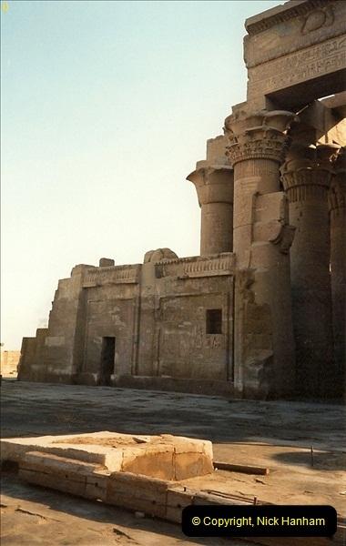 1994-08-02 to 16 Egypt. Majestic Aswan. (256)256
