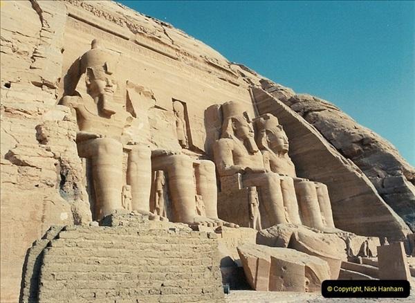 1994-08-02 to 16 Egypt. The Amazing Abu Simbel.  (263)263