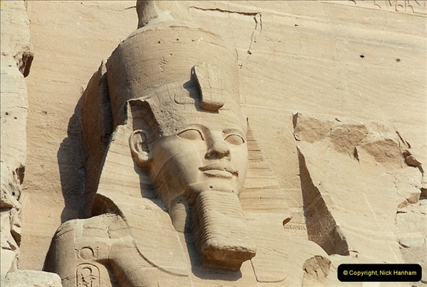 1994-08-02 to 16 Egypt. The Amazing Abu Simbel.  (266)266