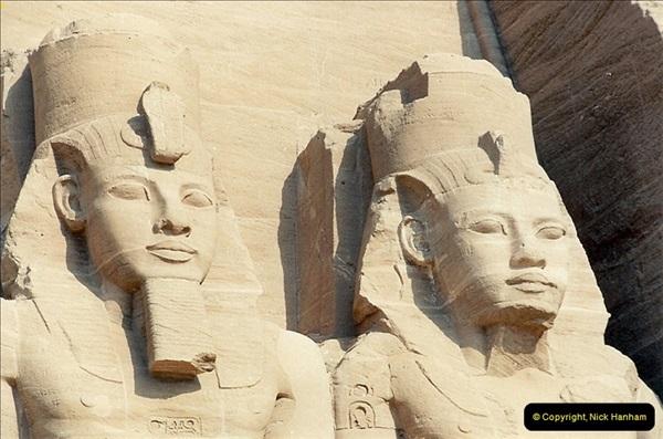 1994-08-02 to 16 Egypt. The Amazing Abu Simbel.  (269)269