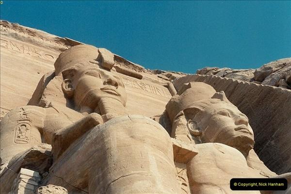 1994-08-02 to 16 Egypt. The Amazing Abu Simbel.  (271)271
