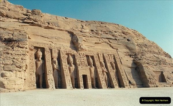 1994-08-02 to 16 Egypt. The Amazing Abu Simbel.  (273)273