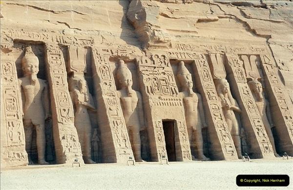 1994-08-02 to 16 Egypt. The Amazing Abu Simbel.  (274)274