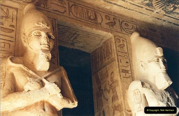 1994-08-02 to 16 Egypt. The Amazing Abu Simbel.  (278)278