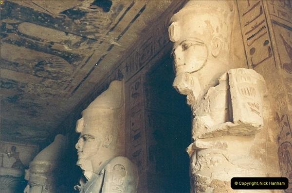 1994-08-02 to 16 Egypt. The Amazing Abu Simbel.  (279)279