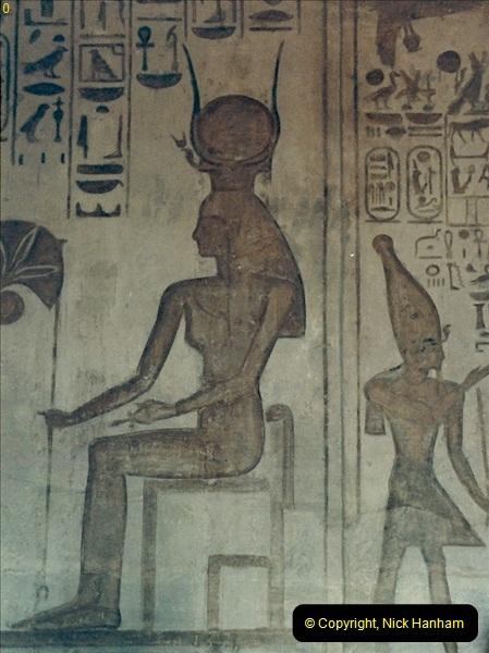 1994-08-02 to 16 Egypt. The Amazing Abu Simbel.  (281)281