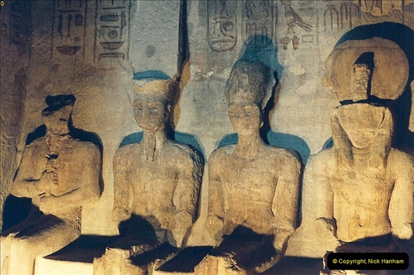 1994-08-02 to 16 Egypt. The Amazing Abu Simbel.  (282)282