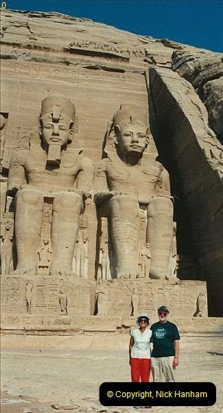 1994-08-02 to 16 Egypt. The Amazing Abu Simbel.  (284)284