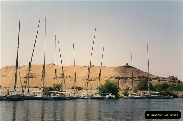 1994-08-02 to 16 Egypt. Then back to Aswan.  (288)288
