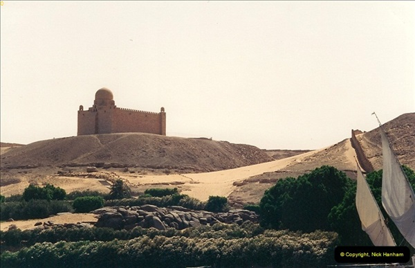 1994-08-02 to 16 Egypt. Then back to Aswan.  (291)291