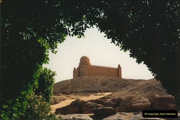 1994-08-02 to 16 Egypt. Then back to Aswan.  (292)292
