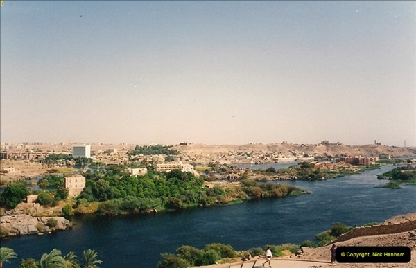 1994-08-02 to 16 Egypt. Then back to Aswan.  (295)295