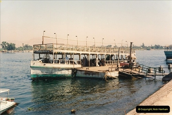 1994-08-02 to 16 Egypt. Luxor. (103)103