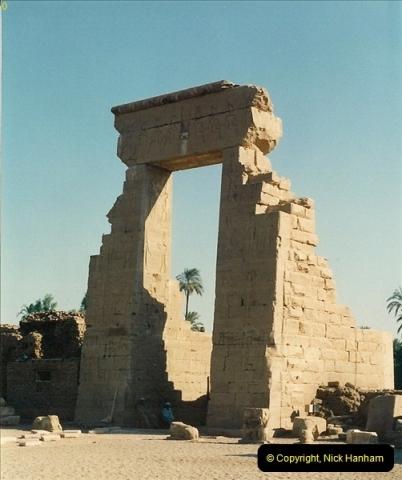 1994-08-02 to 16 Egypt. Luxor. (111)111