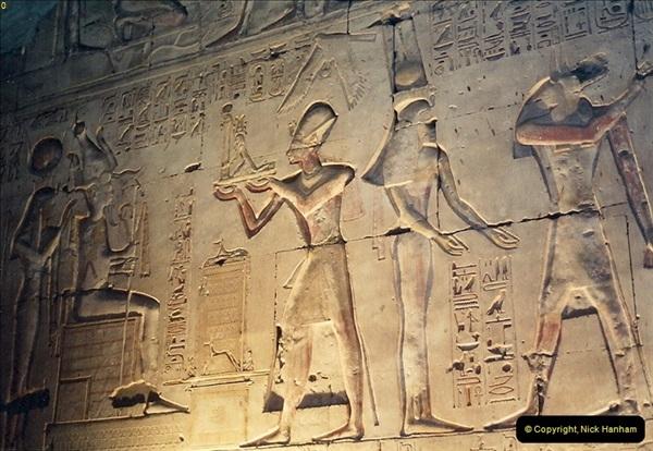 1994-08-02 to 16 Egypt. Luxor. (129)129