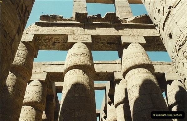 1994-08-02 to 16 Egypt. Luxor. (150)150