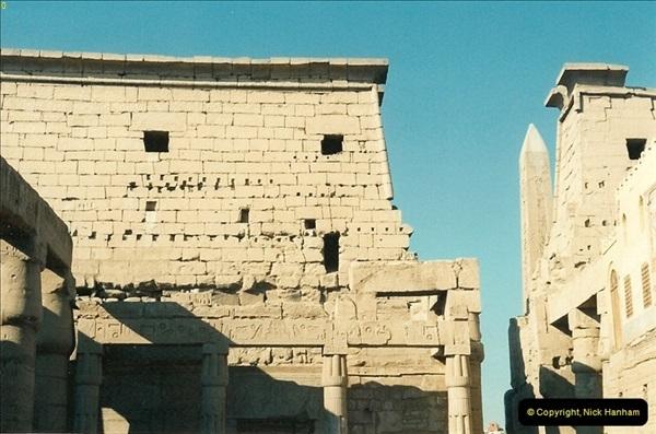 1994-08-02 to 16 Egypt. Luxor. (182)182