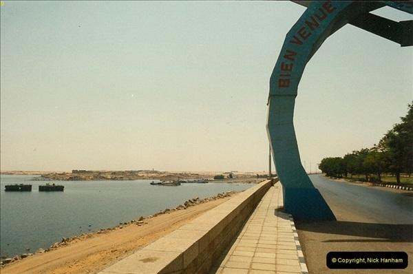 1994-08-02 to 16 Egypt. Majestic Aswan. (236)236
