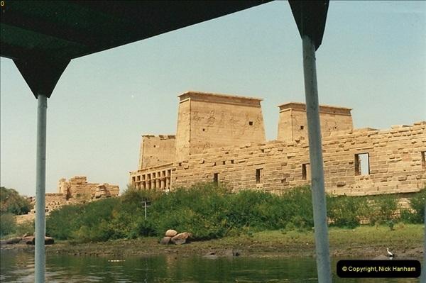 1994-08-02 to 16 Egypt. Majestic Aswan. (238)238