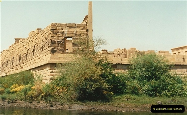 1994-08-02 to 16 Egypt. Majestic Aswan. (239)239