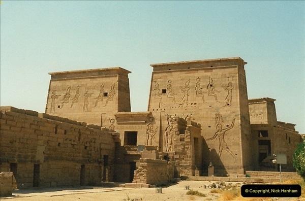 1994-08-02 to 16 Egypt. Majestic Aswan. (241)241