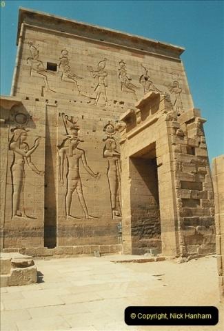 1994-08-02 to 16 Egypt. Majestic Aswan. (249)249