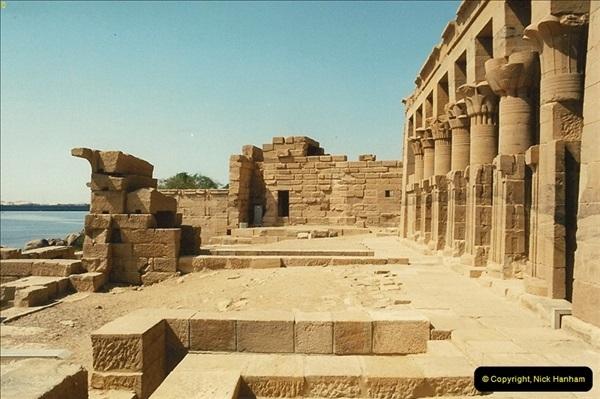 1994-08-02 to 16 Egypt. Majestic Aswan. (252)252