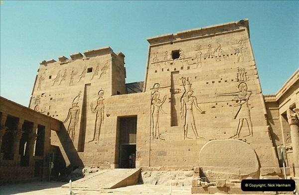 1994-08-02 to 16 Egypt. Majestic Aswan. (253)253