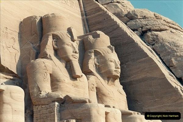1994-08-02 to 16 Egypt. The Amazing Abu Simbel.  (264)264