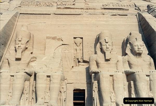 1994-08-02 to 16 Egypt. The Amazing Abu Simbel.  (267)267