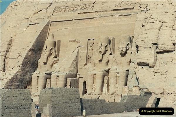 1994-08-02 to 16 Egypt. The Amazing Abu Simbel.  (272)272