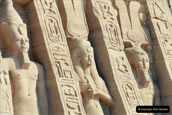 1994-08-02 to 16 Egypt. The Amazing Abu Simbel.  (275)275