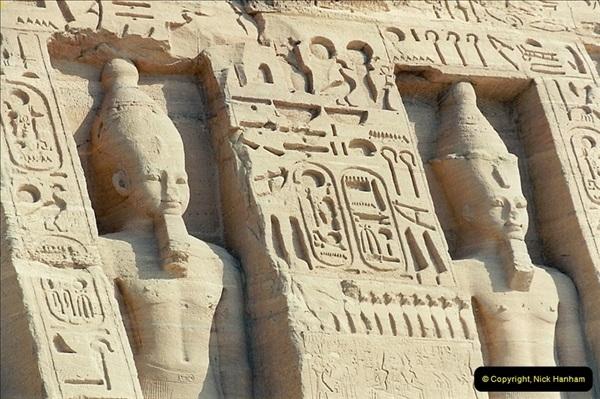 1994-08-02 to 16 Egypt. The Amazing Abu Simbel.  (276)276