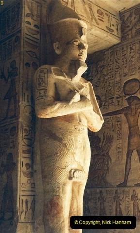 1994-08-02 to 16 Egypt. The Amazing Abu Simbel.  (277)277