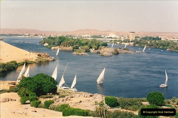 1994-08-02 to 16 Egypt. Then back to Aswan.  (294)294