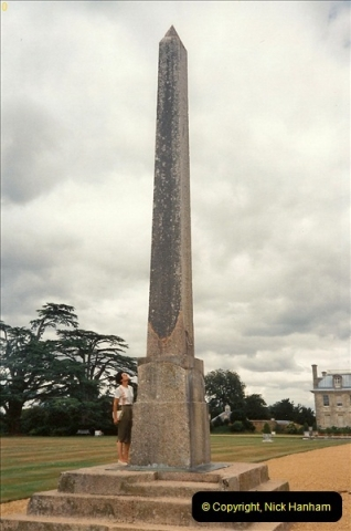 1994-08-10 Egypt @ Kingston Lacy House, Dorset. (301)301