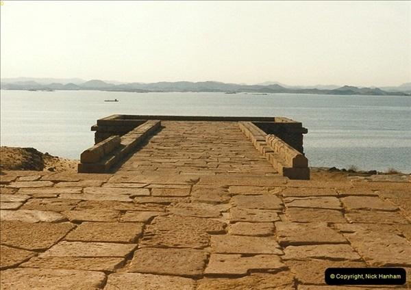 1995-07-18 New Kalabsha, Aswan.  (17)018