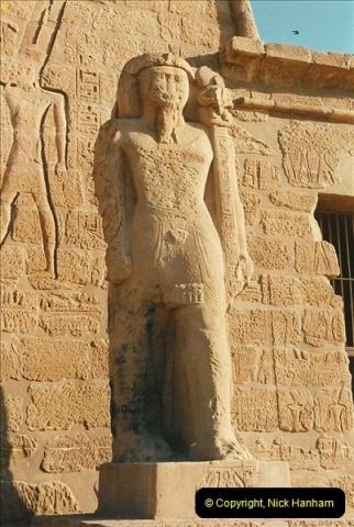 1995-07-19 At Wadi El Seboua on Lake Nasser, Nubia.  (8)027